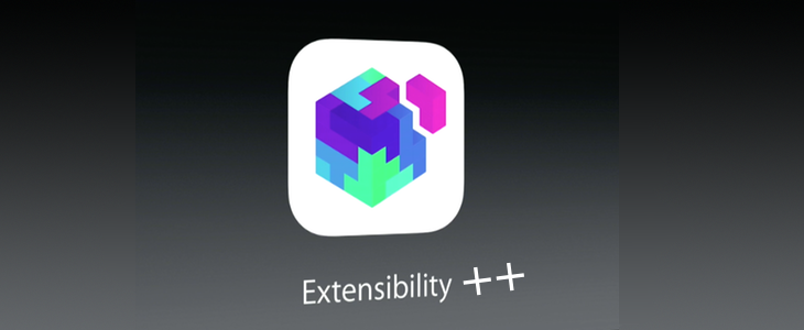Turning iOS Extensibility to 11